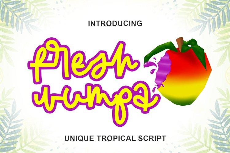 Fresh Wumpa example image 1