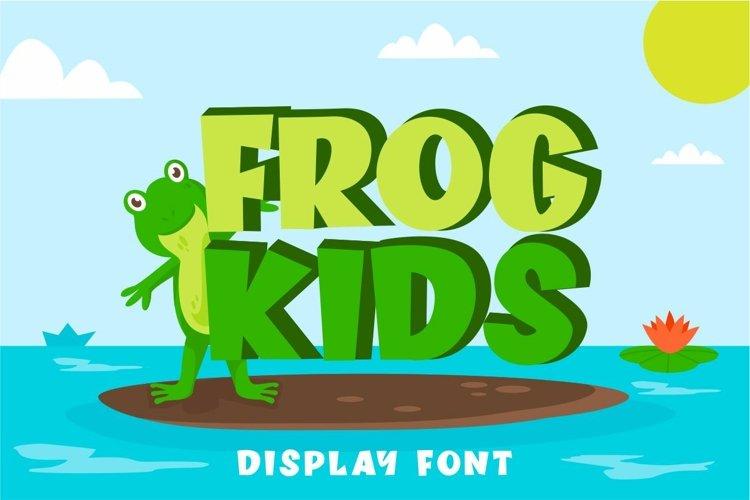 FROG KIDS example image 1