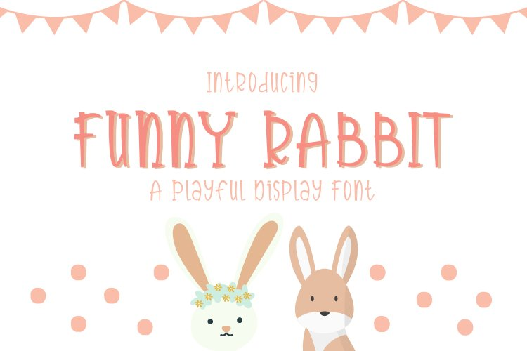 Funny Rabbit example image 1