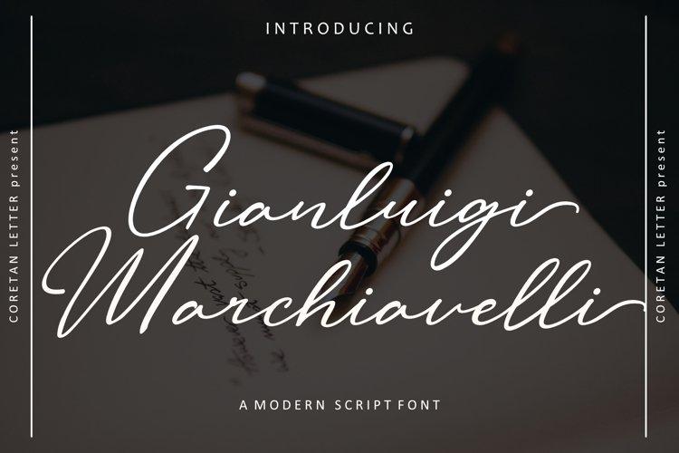 Gianluigi Marchiavelli example image 1