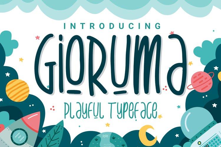 Gioruma example image 1