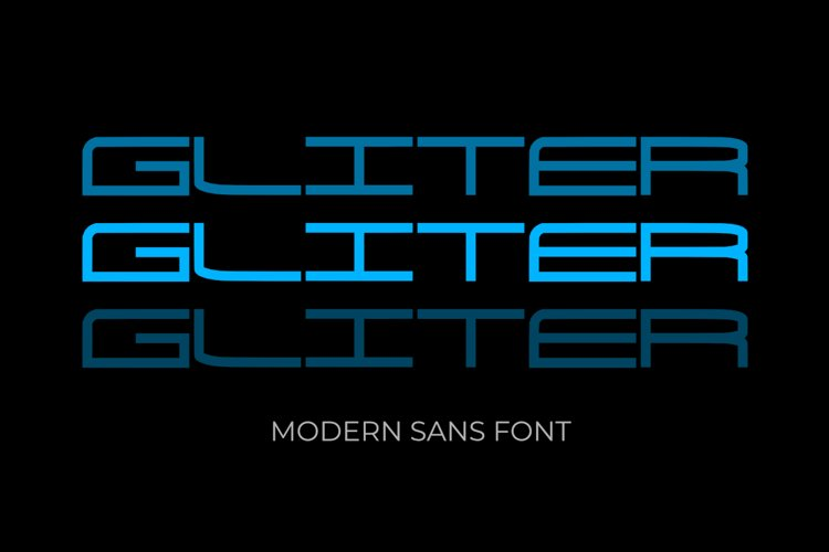 Gliter example image 1