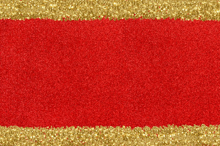 Glitter red background texture glittering golden stripes