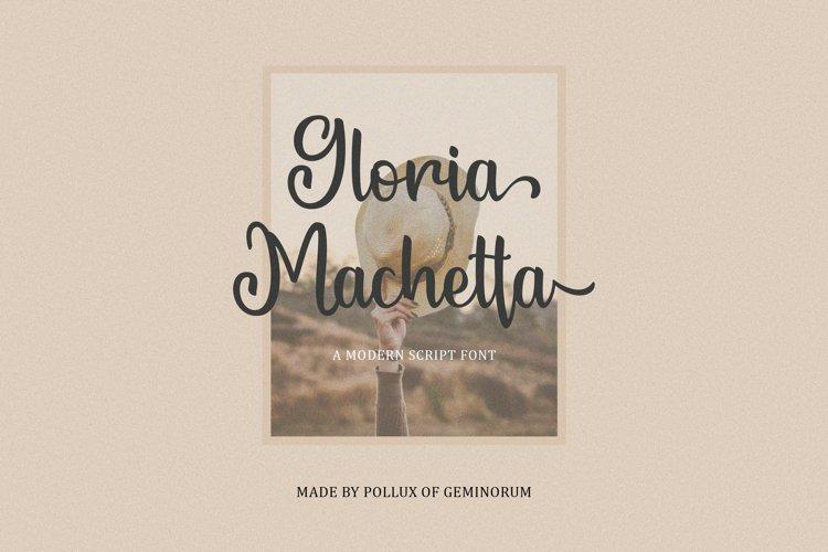 Gloria Machetta example image 1