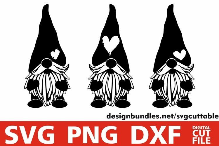 Gnomes svg, Christmas svg, Santa Claus svg, Holiday, Santa example image 1