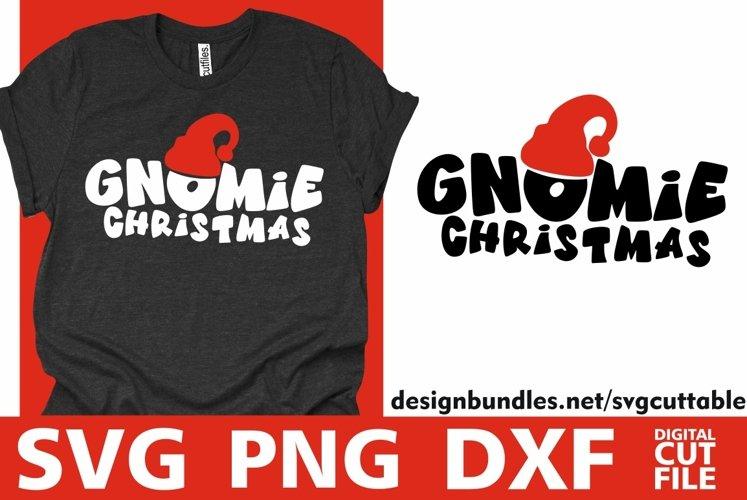 Gnomie Christmas svg, Santa Claus svg, Merry Christmas svg