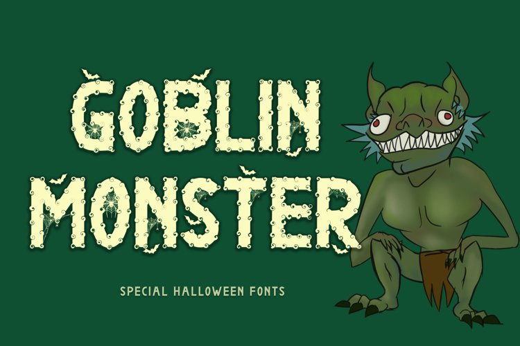 Goblin Monster example image 1