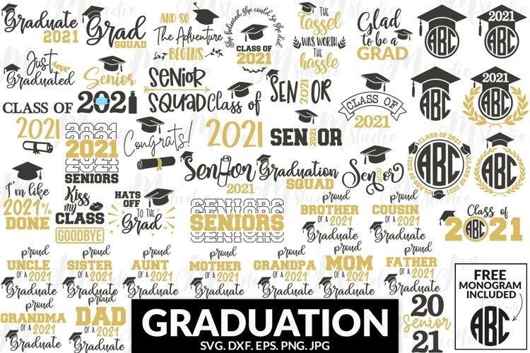 Graduation SVG Bundle.