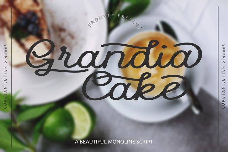 Grandia Cake