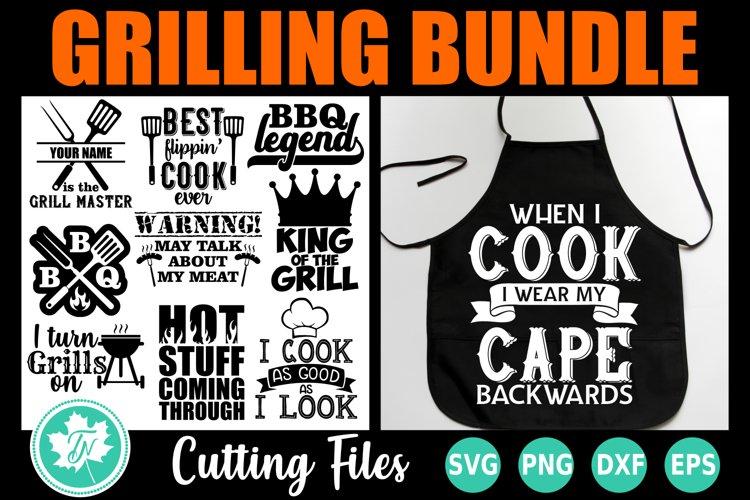 Grilling SVG   BBQ SVG   Grilling Bundle
