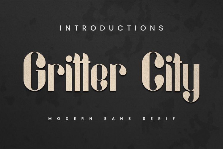 Gritter City example image 1