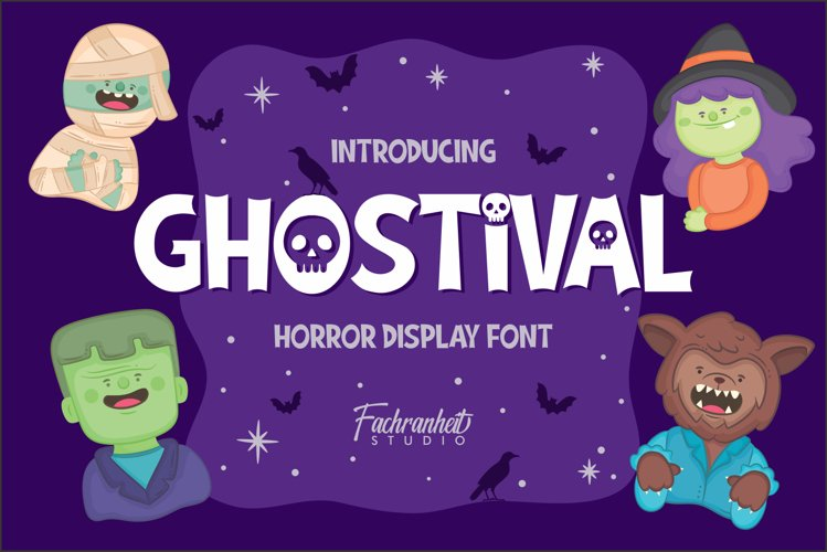 Ghostival example image 1