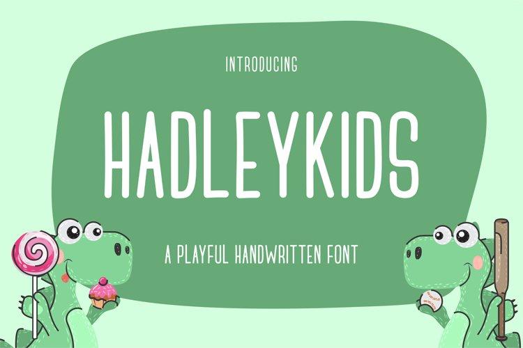 Hadleykids example image 1