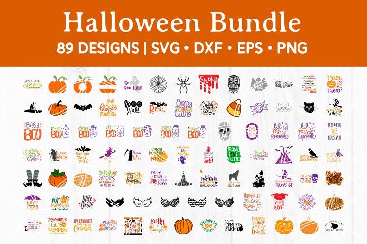 Halloween SVG Bundle Witch SVG Ghost Cut File Cricut Bundle