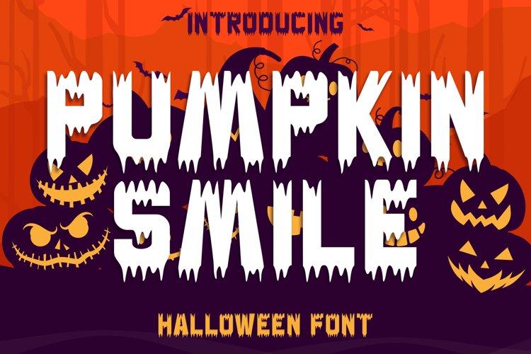 Pumpkin Smile example image 1