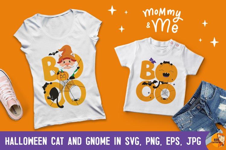 Boo day. Halloween kids svg, png, vector. T-shirt designs
