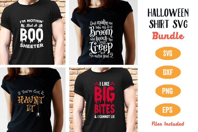 Halloween SVG Bundle, Halloween Shirt SVG, Halloween Quotes
