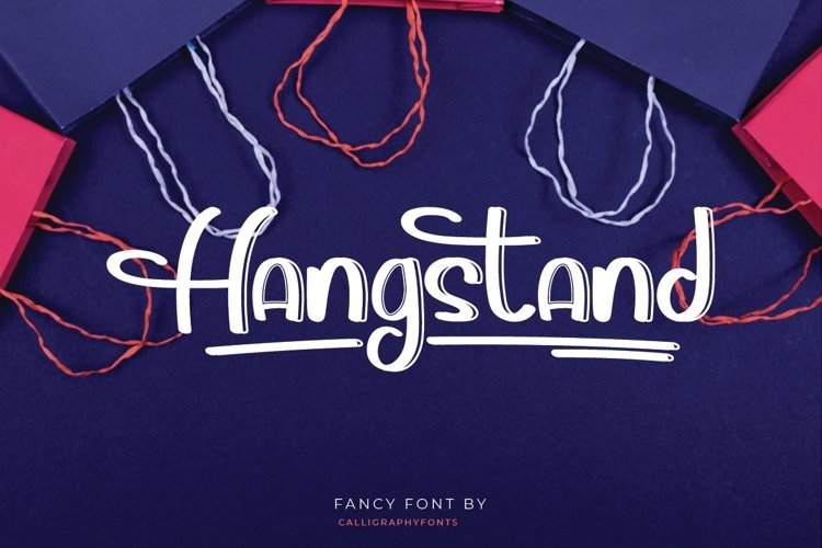 Hangstand example image 1