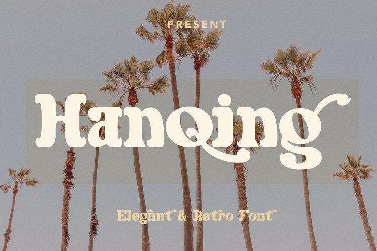 Hanqing - Elegant & Retro Font