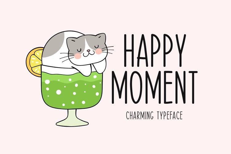 Happy Moment example image 1