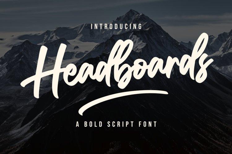 Headboards example image 1