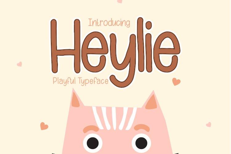 Heylie example image 1