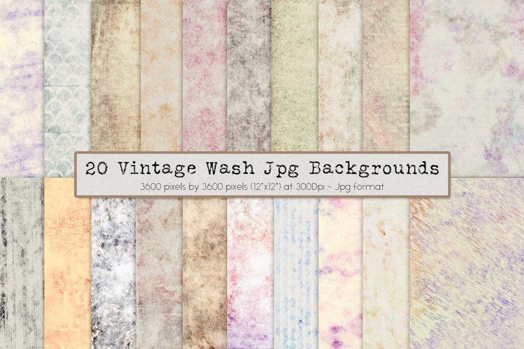 Vintage Wash Jpg Backgrounds