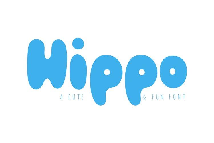 Hippo example image 1