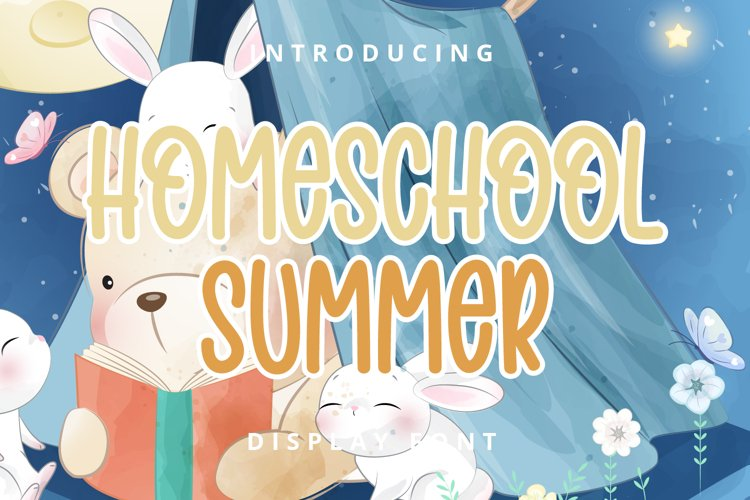 Homeschool Summer example image 1