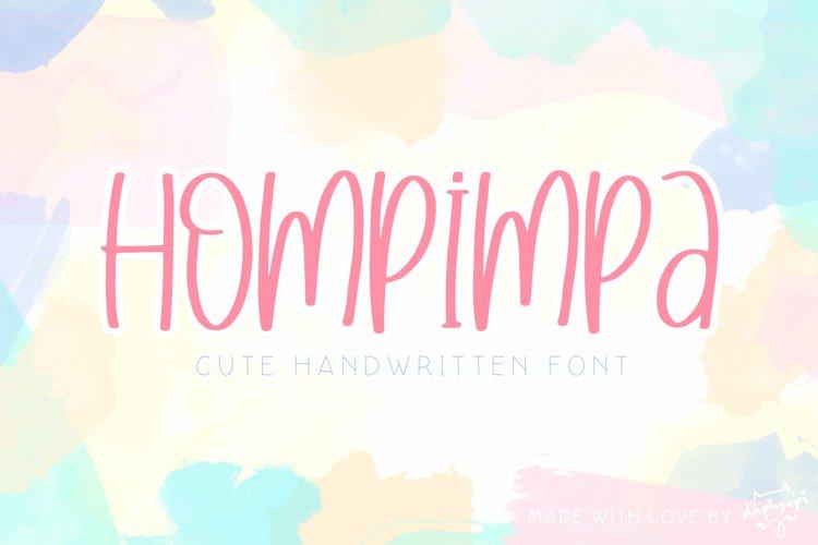 Hompimpa example image 1