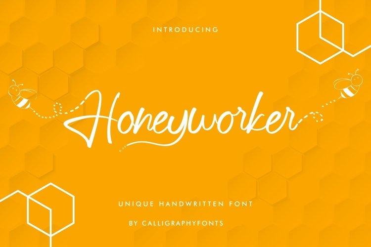 honeyworker example image 1