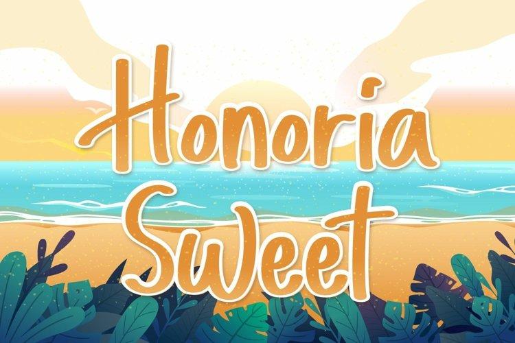 Honoria Sweet example image 1