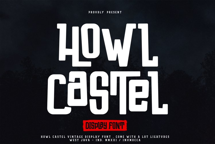 Howl Castel example image 1