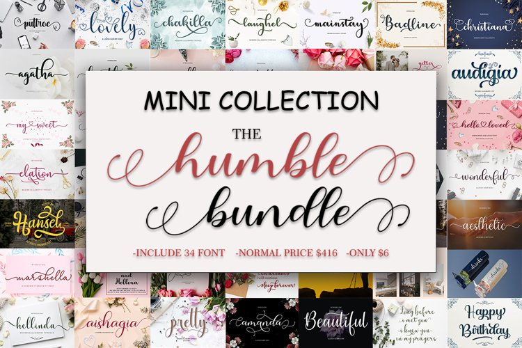 The Humble bundle example image 1