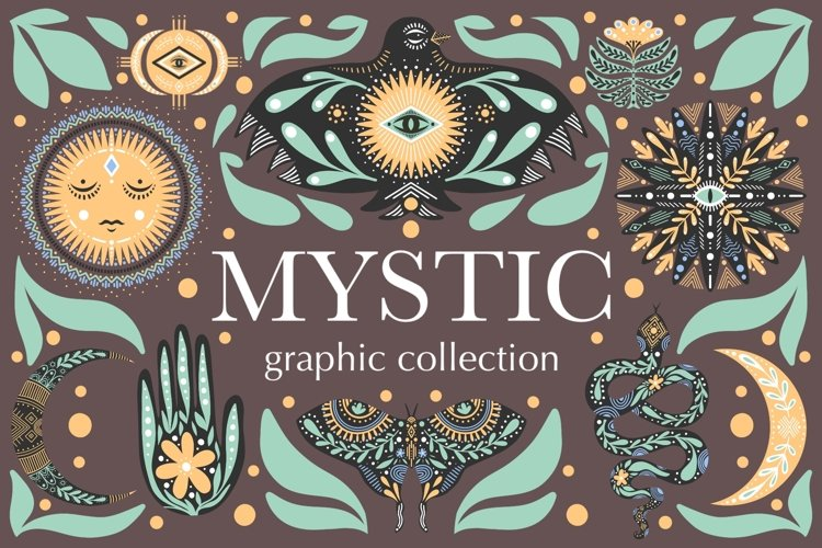 Mystic - Graphic Collection example image 1