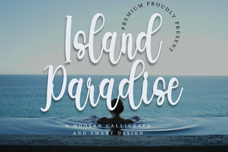 Island Paradise example image 1