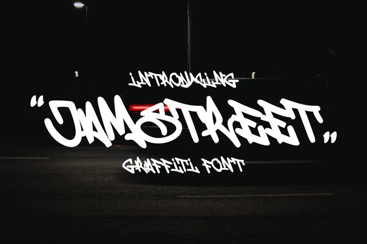 Jamstreet Graffiti example image 1