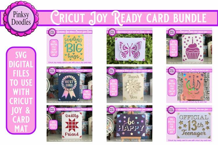 Cricut Joy Ready greeting card bundle example image 1