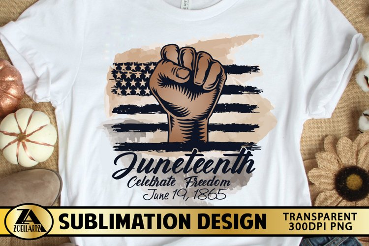SUBLIMATION PNG JUNETEENTH PNG Afro Woman Black Lives Matter example image 1