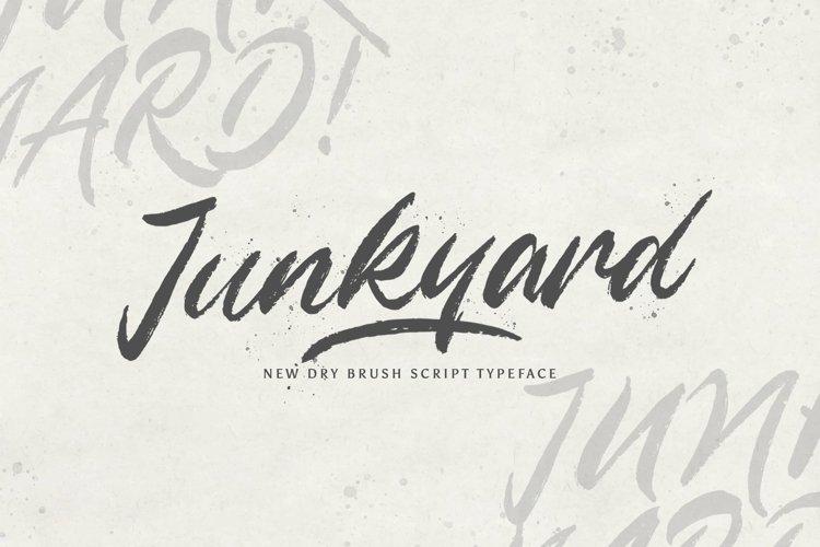 Web Font Junkyard