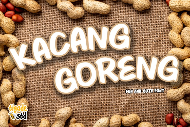 Kacang Goreng example image 1