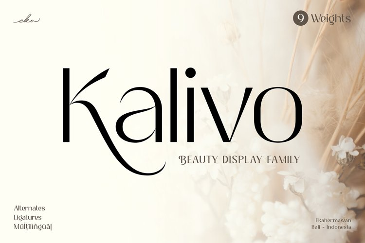 Kalivo example image 1