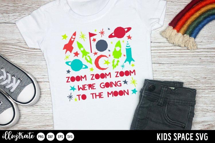 Kids Space SVG | Kids Room SVG Cut File