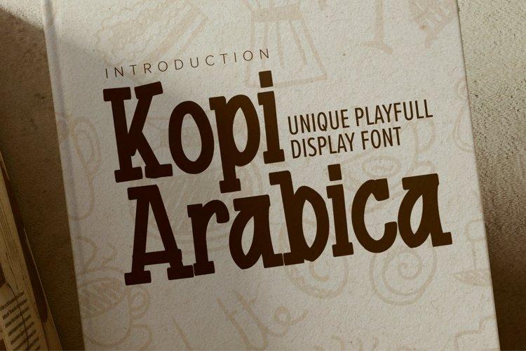 Kopi Arabica example image 1