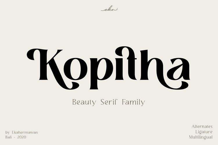 Kopitha example image 1