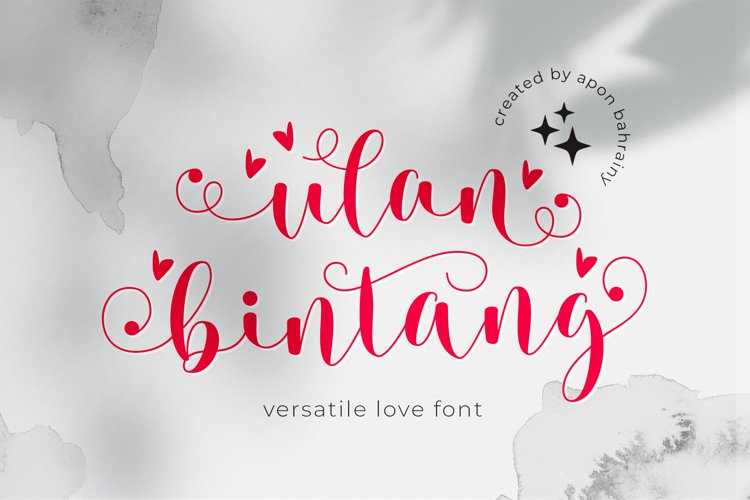 Ulan Bintang Script example image 1