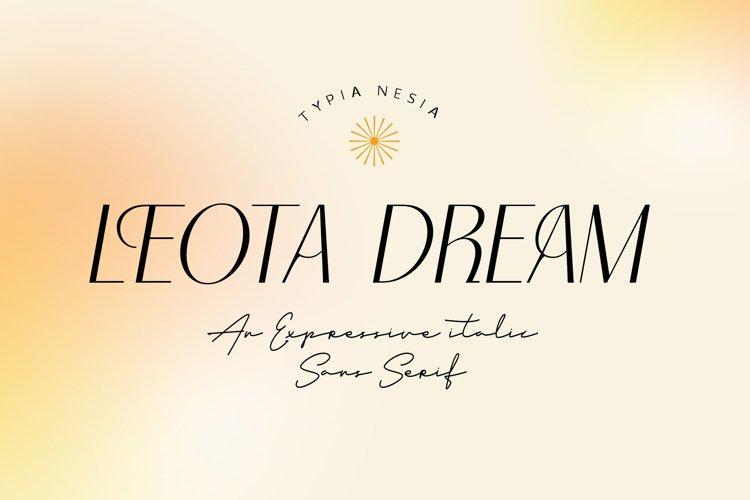 Leota Dream example image 1