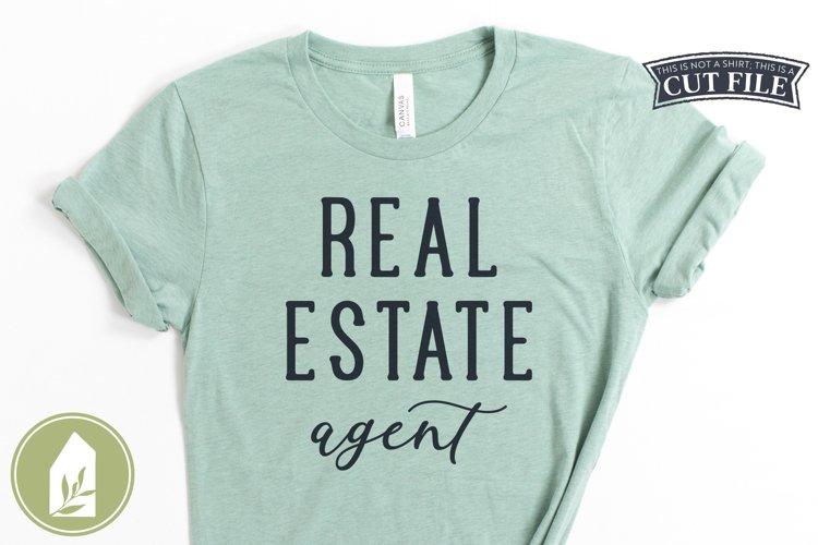 Real Estate Agent SVG, Real Estate Shirt SVG example image 1