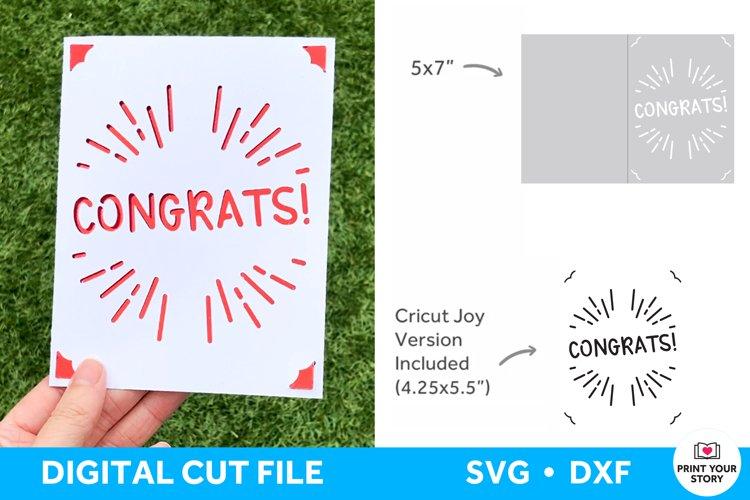 Happy Birthday Card SVG, Anniversary Card SVG