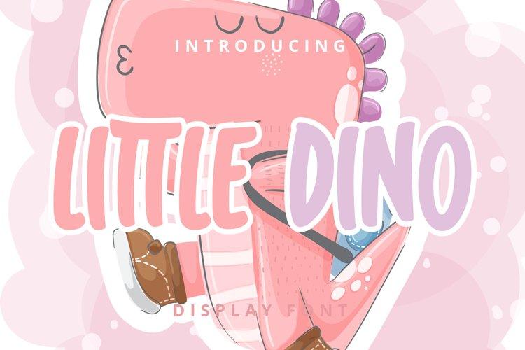 Little Dino example image 1